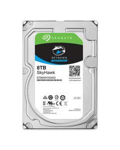 """Seagate SkyHawk Surveillance  8TB 7200RPM SATA III 6Gb/s 256MB Cache 3.5"""" Desktop Hard Drive - ST8000VX004"""