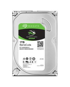 "Seagate BarraCuda  1TB 7200RPM SATA III 6Gb/s 64MB Cache 3.5"" Desktop Hard Drive - ST1000DM010"