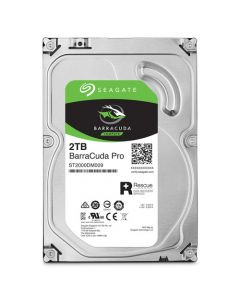 """Seagate BarraCuda Pro  2TB 7200RPM SATA III 6Gb/s 128MB Cache 3.5"""" Desktop Hard Drive - ST2000DM009"""