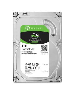 "Seagate BarraCuda  4TB 5400RPM SATA III 6Gb/s 256MB Cache 3.5"" Desktop Hard Drive - ST4000DM004"