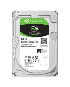 """Seagate BarraCuda Pro  6TB 7200RPM SATA III 6Gb/s 256MB Cache 3.5"""" Desktop Hard Drive - ST6000DM004"""