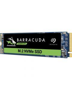 Seagate BarraCuda 510 500GB PCIe NVMe Gen-3 x4 3D TLC NAND M.2 NGFF (2280) Solid State Drive - ZP500CM30001