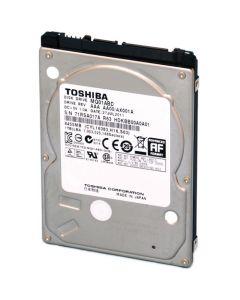 """Toshiba  250GB 5400RPM SATA II 3Gb/s 8MB Cache 2.5"""" 9.5mm Laptop Hard Drive - MQ01ABD025VS"""