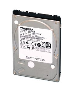 "Toshiba  500GB 5400RPM SATA II 3Gb/s 8MB Cache 2.5"" 9.5mm Laptop Hard Drive - MQ01ABD050V"