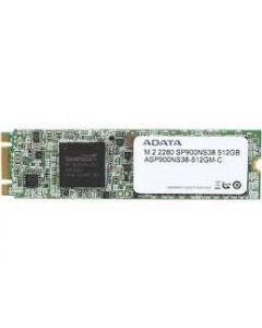 ADATA Premier Pro SP900 512GB SATA 6Gb/s MLC NAND M.2 NGFF (2280) Solid State Drive - ASP900NS38-512GM-C
