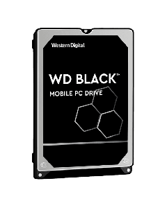 "Western Digital Black  1TB 7200RPM SATA III 6Gb/s 64MB Cache 2.5"" 7mm Laptop Hard Drive - WD10SPSX"