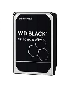 "Western Digital Black  6TB 7200RPM SATA III 6Gb/s 128MB Cache 3.5"" Desktop Hard Drive - WD6002FZWX"