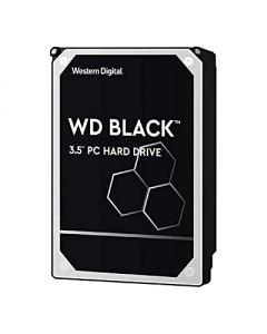 """Western Digital Black  6TB 7200RPM SATA III 6Gb/s 128MB Cache 3.5"""" Desktop Hard Drive - WD6002FZWX"""