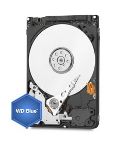 "Western Digital Blue  250GB 5400RPM SATA I 1.5Gb/s 8MB Cache 2.5"" 9.5mm Laptop Hard Drive - WD2500BEVS"