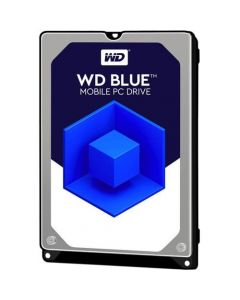 """Western Digital Blue  500GB 5400RPM SATA III 6Gb/s 16MB Cache 2.5"""" 7mm Laptop Hard Drive - WD5000LPCX"""