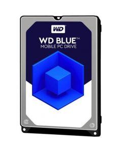"""Western Digital Blue  500GB 5400RPM SATA III 6Gb/s 8MB Cache 2.5"""" 7mm Laptop Hard Drive - WD5000LPVX"""