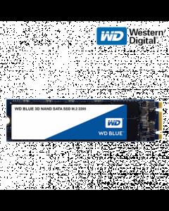 250GB SATA III 6Gb/s 3D TLC NAND Flash  SLC Cache M.2 NGFF (2280) Solid State Drive - W.D. Blue